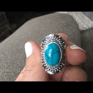 unknown Accessories - 🎁 Turquoise ring